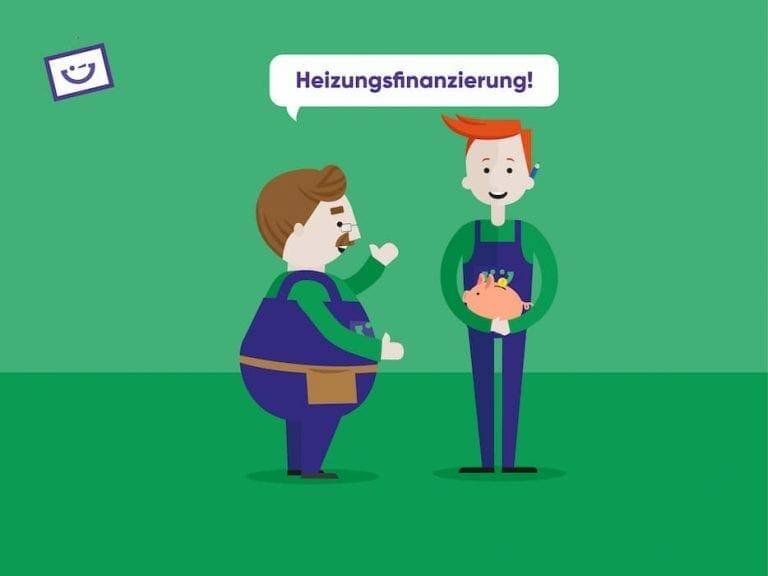Heizungsfinanzierung